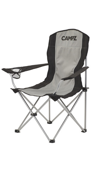CAMPZ Chair Camping zitmeubel zwart
